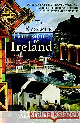 The Reader's Companion to Ireland Alan Ryan 9780156005593