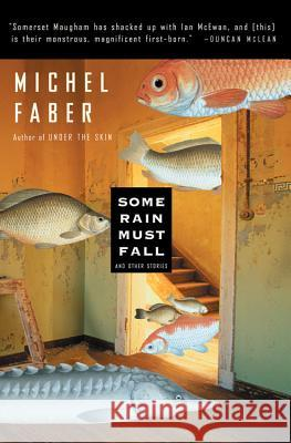 Some Rain Must Fall Michel Faber 9780156011488