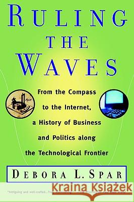 Ruling the Waves: Cycles of Discovery, Chaos, and Wealth from the Compass to the Internet Debora L. Spar 9780156027021