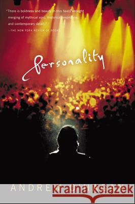Personality Andrew O'Hagan 9780156029674 Harvest Books