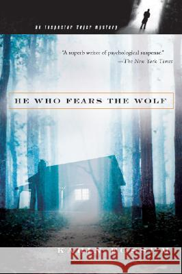 He Who Fears the Wolf Karin Fossum Felicity David 9780156030496