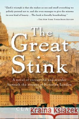The Great Stink Clare Clark 9780156030885