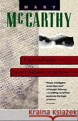 Cannibals and Missionaries Mary McCarthy 9780156153867