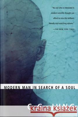 Modern Man in Search of a Soul, Carl Gustav Jung 9780156612067