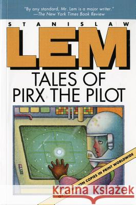 Tales of Pirx the Pilot Stanislaw Lem Louis Iribarne 9780156881500