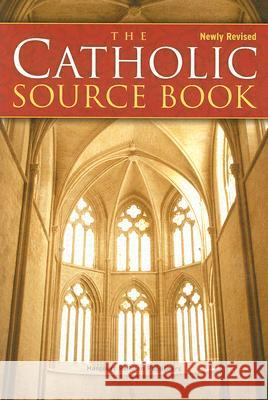 The Catholic Source Book Harcourt Religion Publishers 9780159018835