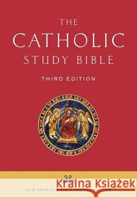 Catholic Study Bible-Nabre Donald Senior John Collins Mary Ann Getty 9780190267230