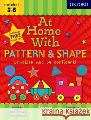 At Home With Pattern & Shape   9780192733399