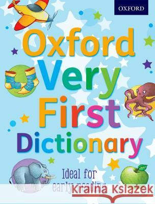 Oxford Very First Dictionary Clare Kirtley 9780192756824