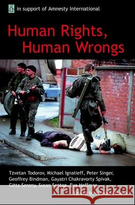 Human Rights, Human Wrongs: The Oxford Amnesty Lectures 2001 Nicholas Owen 9780192802194
