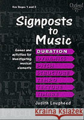 Signposts to Music Set of Seven Books  9780193214187