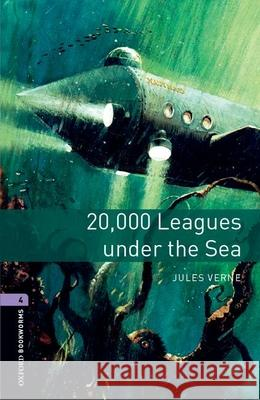 20 000 Leagues Under The Sea Verne Jules 9780194238021 Oxford University Press