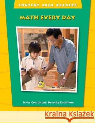 Content Area Readers: Math Every Day Dorothy Kauffman 9780194309585