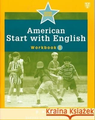 American Start with English, Workbook 2 D. H. Howe 9780194340199