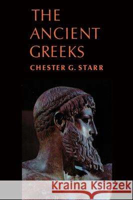 The Ancient Greeks Starr                                    Chester G. Starr 9780195012484