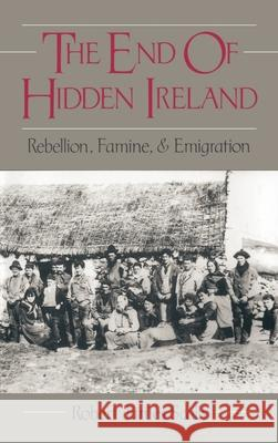 The End of Hidden Ireland: Rebellion, Famine, and Emigration Robert James Scally 9780195055825