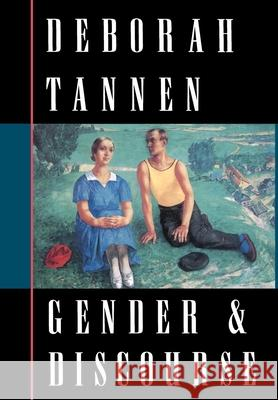 Gender & Discourse Deborah Tannen 9780195089752