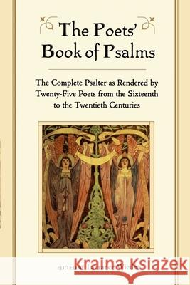 The Poets' Book of Psalms Laurance Wieder Laurence Wieder 9780195130584