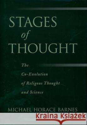 Stages of Thought Michael Horace Barnes 9780195133899