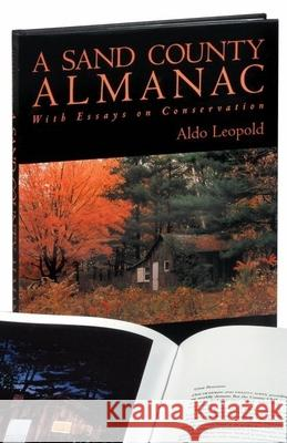 A Sand County Almanac Aldo Leopold Michael Sewell Kenneth Brower 9780195146172