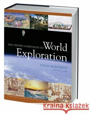 The Oxford Companion to World Exploration David Buisseret 9780195149227
