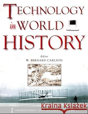 Technology in World History W. Bernard Carlson 9780195218206
