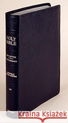 Old Scofield Study Bible-KJV-Classic Oxford University Press 9780195274738