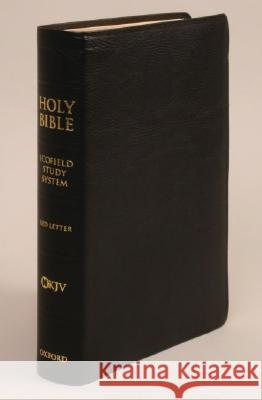 Scofield Study Bible III-NKJV Oxford University Press 9780195275360
