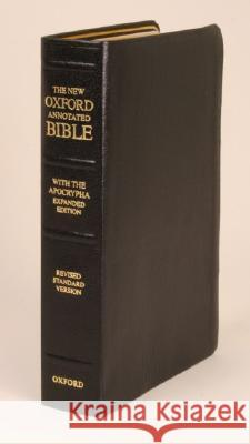 New Oxford Annotated Bible-RSV Herbert G. May Bruce M. Metzger 9780195283358