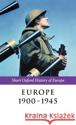 Short Oxford History of Europe Julian Jackson 9780198207573
