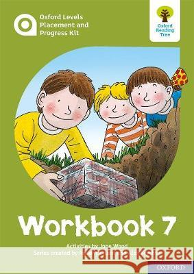 Oxford Levels Placement and Progress Kit: Workbook 7 Alex Brychta Jane Wood Nick Schon 9780198445289