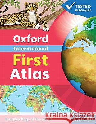 Oxford International First Atlas Patrick Wiegand 9780198480204