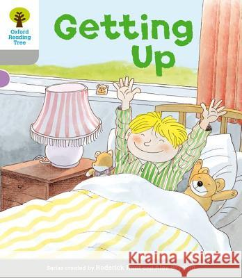 Getting Up. Roderick Hunt, Thelma Page Hunt, Roderick|||Page, Thelma 9780198480327