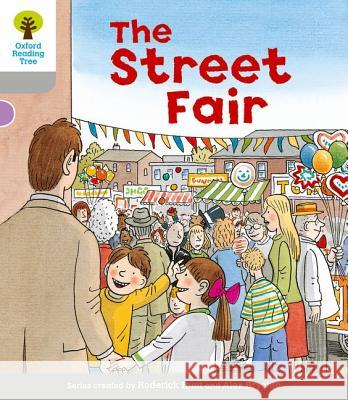 Street Fair. Roderick Hunt, Thelma Page Hunt, Roderick|||Page, Thelma 9780198480402