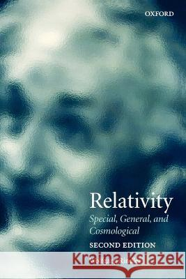 Relativity : Special, General, and Cosmological Wolfgang Rindler 9780198567325