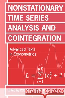 Nonstationary Time Series Analysis and Cointegration Colin Hargreaves 9780198773924