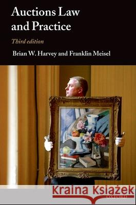 Auctions Law and Practice Brian Harvey Frank Meisel 9780199266166