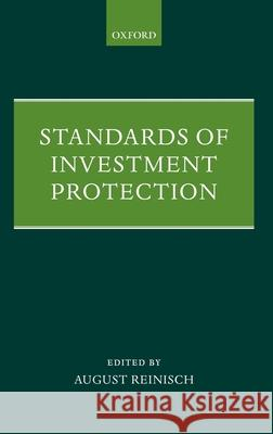 Standards of Investment Protection  9780199547432