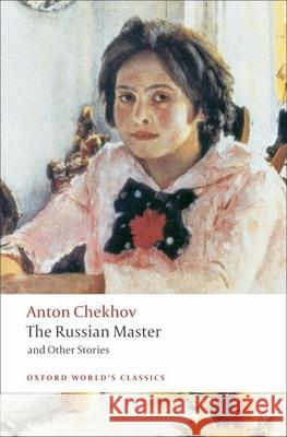 The Russian Master and Other Stories   9780199554874