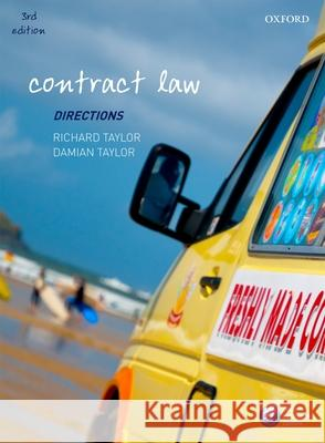 Contract Law Directions Richard Taylor 9780199597208