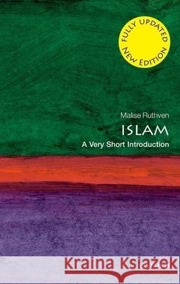Islam: A Very Short Introduction Malise Ruthven 9780199642878