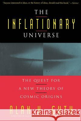 The Inflationary Universe Alan Guth Alan Lightman 9780201328400