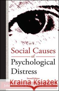 Social Causes of Psychological Distress Suzanne E. Thouvenelle John Mirowsky Catherine E. Ross 9780202307091
