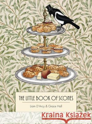The Little Book of Scones Grace Hall 9780224096041