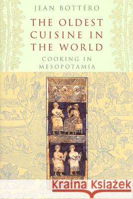 The Oldest Cuisine in the World: Cooking in Mesopotamia Jean Bottero Teresa Lavender Fagan 9780226067353