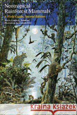 Neotropical Rainforest Mammals: A Field Guide Louise Emmons Francois Feer Francois Feer 9780226207216