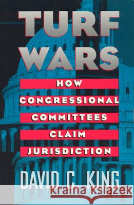 Turf Wars: How Congressional Committees Claim Jurisdiction David C. King 9780226436241