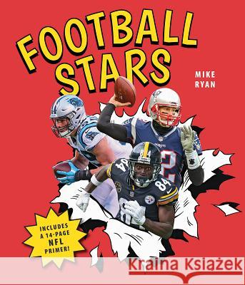 Football Stars Mike Ryan 9780228100720