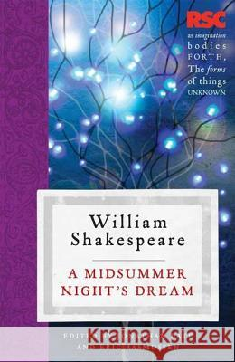 A Midsummer Night's Dream William Shakespeare 9780230217881