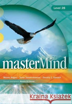 MasterMind 2 Student's Book & Webcode B ROGERS M 9780230419285